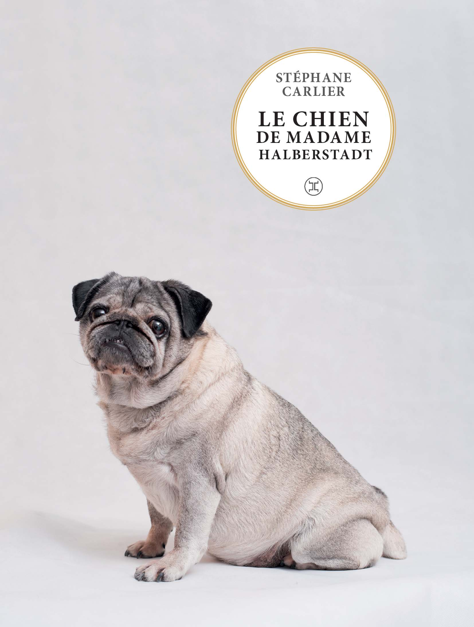 couverture du livre Le Chien de Madame Halberstadt
