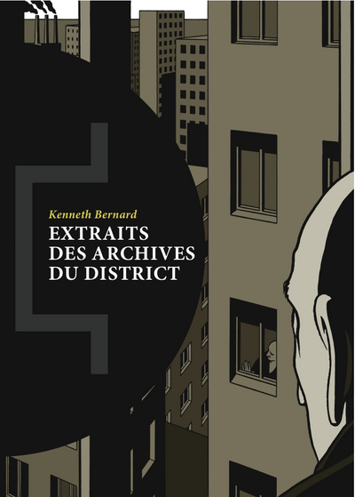 couverture du livre Extraits des archives du district