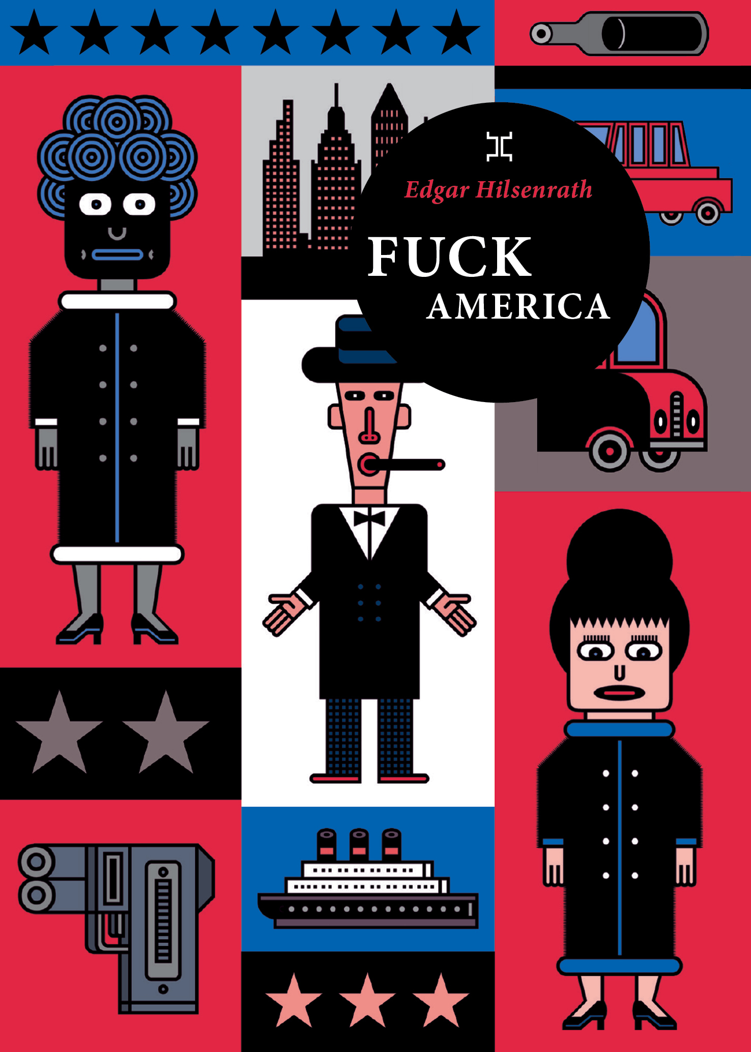 Fuck America (Collection Météore)