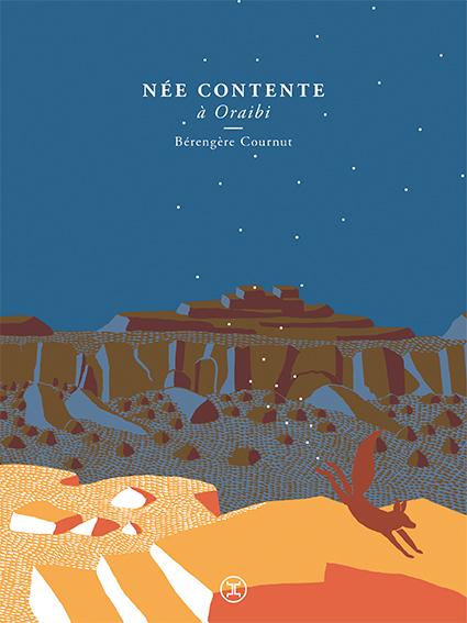 couverture du livre Née contente à Oraibi