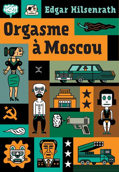 couverture du livre Orgasme à Moscou