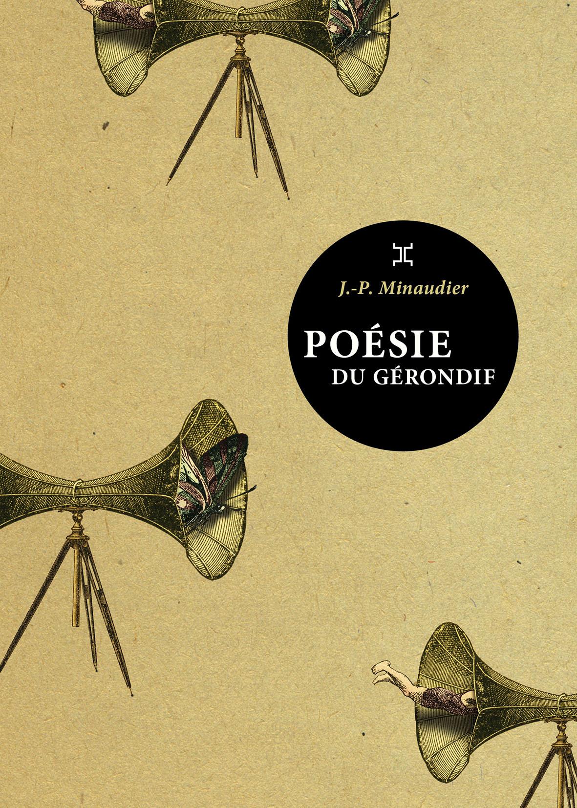 couverture du livre Poésie du Gérondif