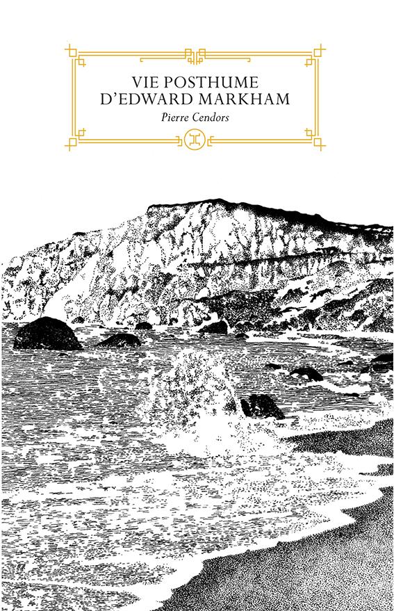 couverture du livre Vie posthume d'Edward Markham